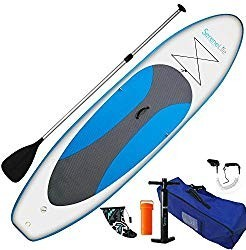 Click to buy SereneLife Inflatable Paddle Board