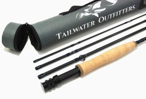 Tailwater Outfitter fly rod