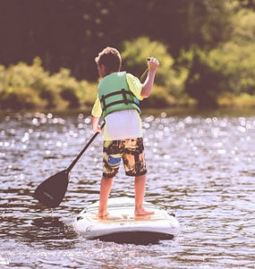 gallery photo of Paddle Boarding in Vail Colorado