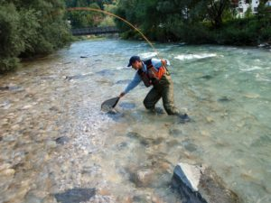 gallery photo of fly fishing Vail Colorado