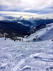photo of Vail Mountain Back Bowls