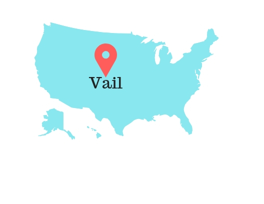 Vail Colorado Map State.Colorado Gift Souvenirs 10 Best Mementos Of Vail Thinkvail