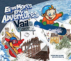 Click Here to Purchase the Kid's Vail Adventure Book on Amazon button