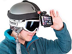 photo of a Helmet Action Camera