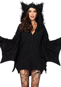 Click here to buy the Woman's Bat costume on Amazon Button