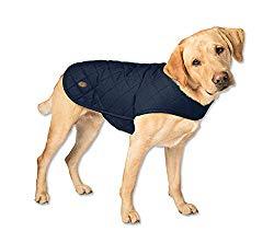 Orvis Wax Cotton Dog Coat