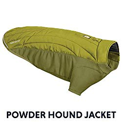 RUFFWEAR Powder Hound winter dog coat