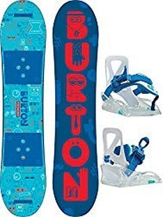 burton-after-school-special-snowboard with bindings