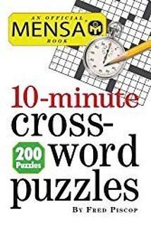 10-minute-crossword-puzzles
