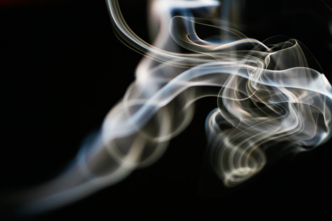 photo of smoke