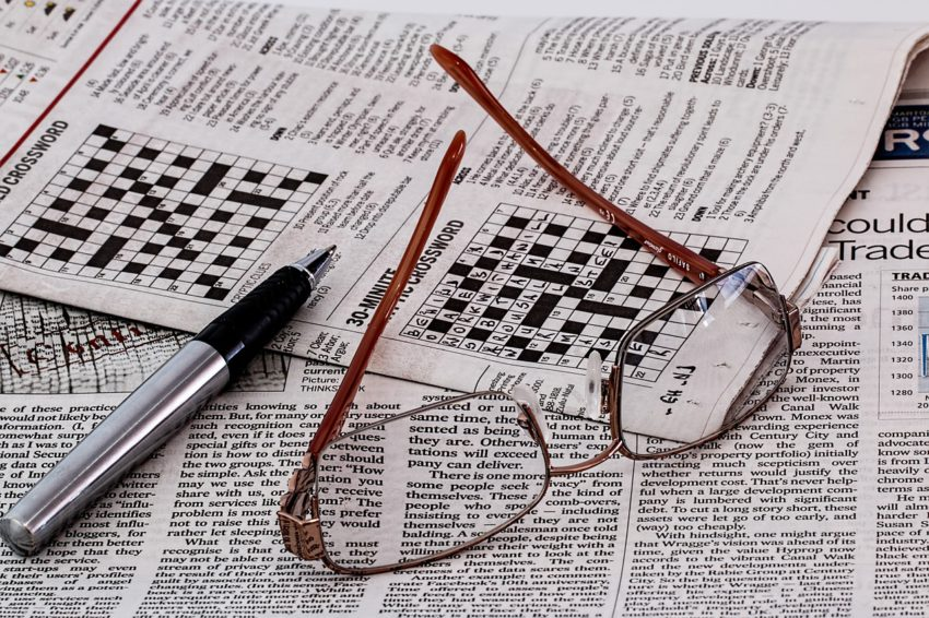 Mensa Crossword Puzzle-10 Challenging Books | ThinkVail