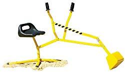 kids crane excavator toy