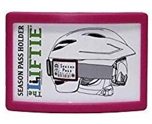 iftie goggle ski pass holder