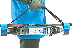 The Bowtie Ski & Pole Carrier/Sling