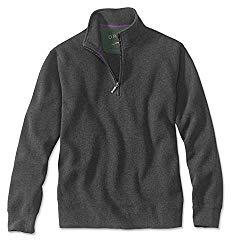 Orvis Men's Signature Softest Quarter-Zip Pullover