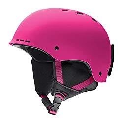 Smith Optics Holt Pink Ski Helmet