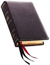 NKJV Single Column Reference Bible