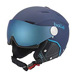 Bolle Blackline ski helmet with visor