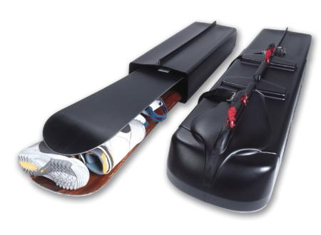 Series 3 SportTube snowboard Case
