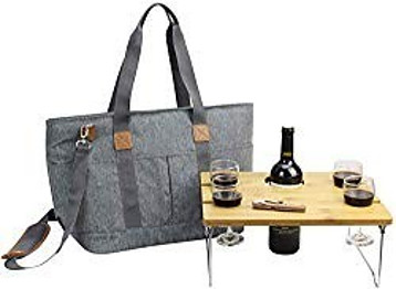 California Picnic Tote with Table