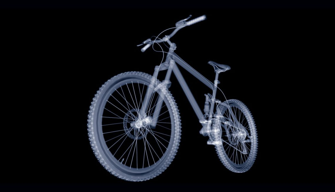 Mountain Bike X Ray