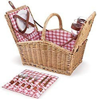 Picnic Time Piccadilly Basket