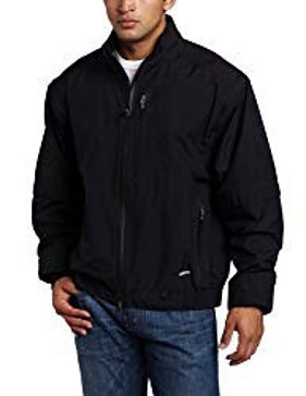 Zero Restriction Removable Sleeve Rain Jacket