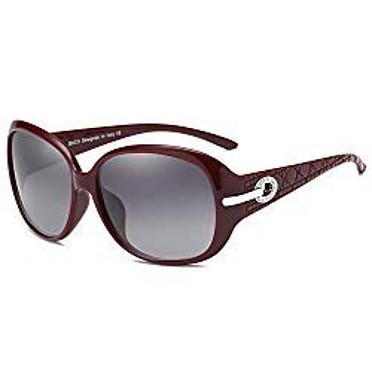 DUCO Classic Oversize Polarized sunglasses