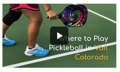Video about Pickleball Courses in Vail