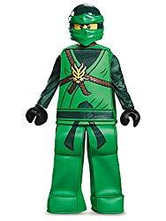 Lloyd Ninjago Green Ninja Costume