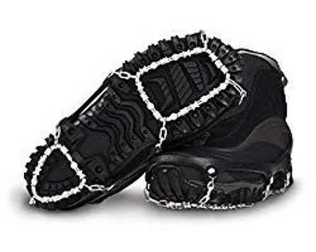 icetrekkers diamond grip ice cleats