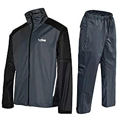 Foul Weather Gear PRO Rain Suit with Detachable Sleeves
