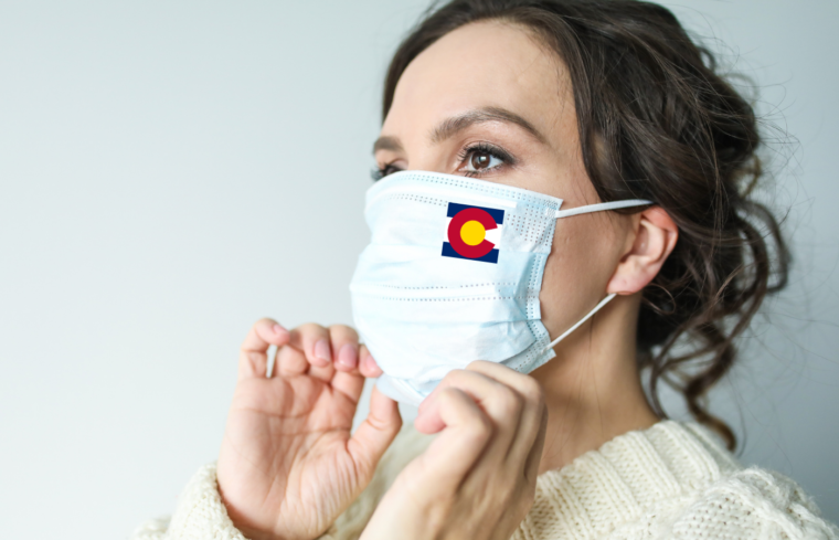 Colorado Face Masks