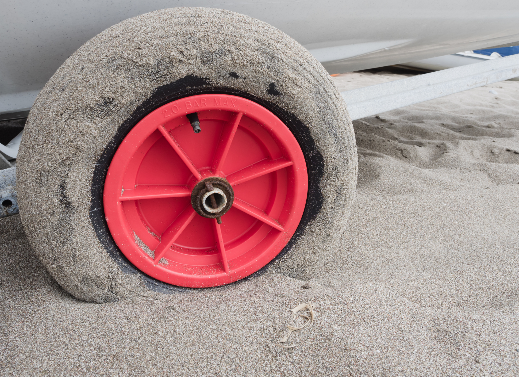 Best gifts for the boater - Carrier with Wheels